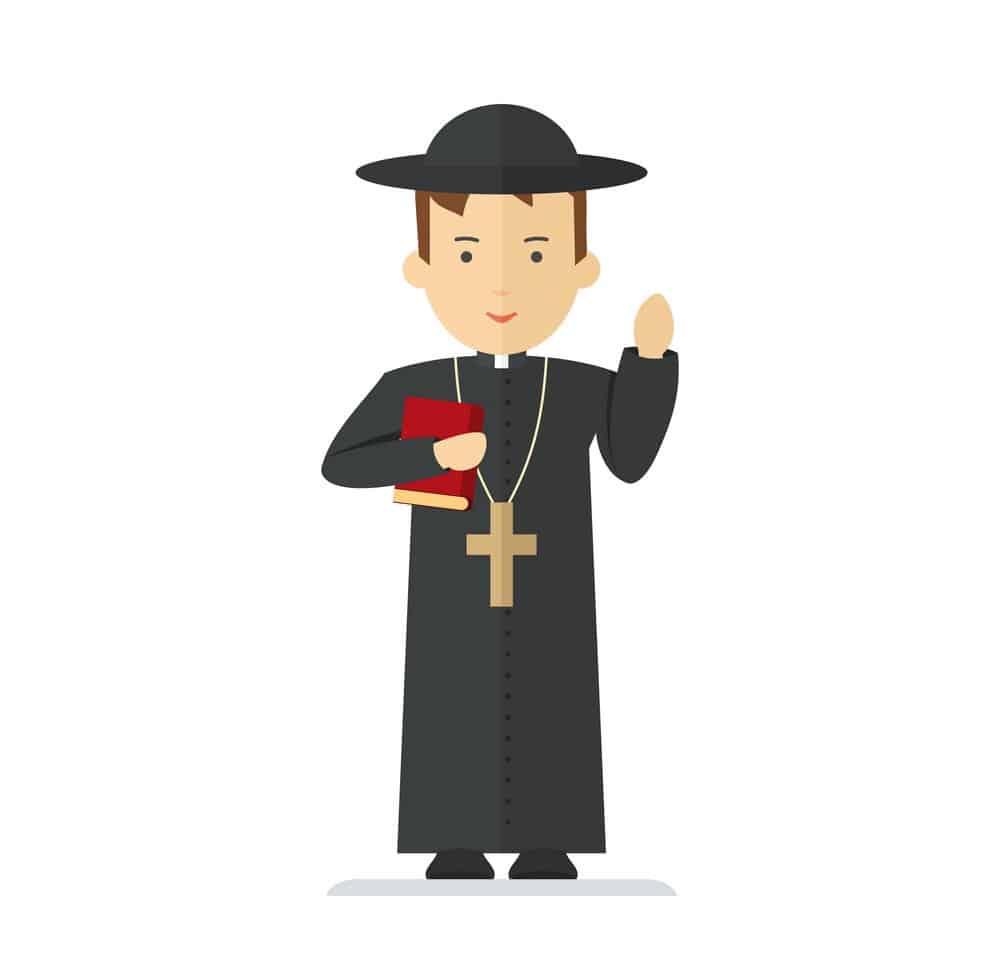 Jak wygląda przeprowadzka księdza?