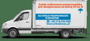 przeprowadzki Kraków